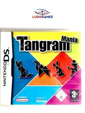 Tangram Mania Nintendo DS PAL/EUR Precintado Videojuego Nuevo New Sealed Retro