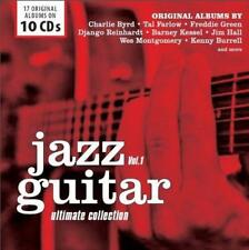 Jazz Guitar - Ultimate Collection Of 18 Rare Albums, Vol.  (NEW 10 x CD BOX SET)
