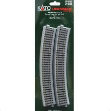Kato 2-230 Rail Courbe / Curve Track R670 22.5° 4pcs - HO