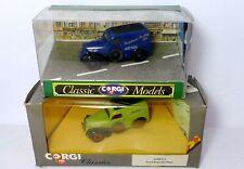 Deux Ford Popular Van  - CORGI 1/43