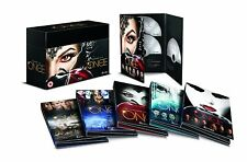 ONCE UPON A TIME 1-6 COMPLETE SEASON 1 2 3 4 5 6 DVD BOX SET ENGLISCH