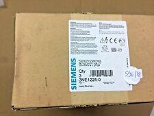 3x Siemens  3NE1225-0   HLS-Sicherungseinsatz                             596/18