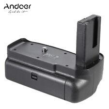 Andoer BG-2F Vertical Battery Grip Holder for Nikon D3100 D3200 D3300 DSLR U3L9