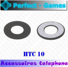 HTC 10 lentille vitre cache camera arrière back rear glass lens cover camera