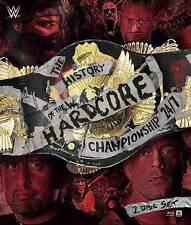 WWE: THE HISTORY OF THE WWE HARDCORE CHAMPIONSHIP: 24/7 (NEW BLU-RAY)
