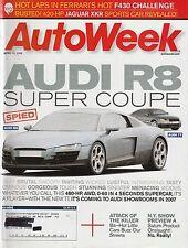 AutoWeek - Apr 10, 2006 - Audi R8 - Honda FIT - Nissan Versa - Toyota Yaris