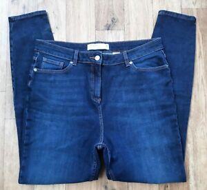 Ladies NEXT Flex super skinny jeans size 16 L waist 34 leg 30