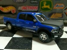 2017 1/64 Custom DODGE RAM MOPAR Hemi 4x4 Truck farm Cummins DCP greenlight 4wd
