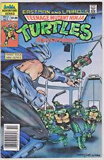 TEENAGE MUTANT NINJA TURTLES ADVENTURES#2 VF 1989 ARCHIE COMICS