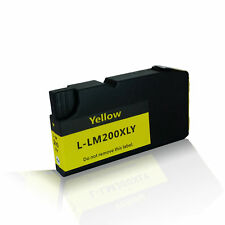 Cartucho de Tinta Compatible para Lexmark 200/210 Pro 4000CS 5500T AMARILLO