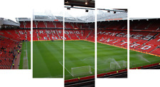 Manchester United Old Trafford Canvas Wall art football