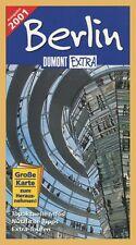 Guida alla città di Berlino Berlin Dumont Extra Wieland Giebel