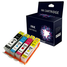 4 Ink Cartridges Compatible With HP364XL Deskjet 3070A 3520 PhotoSmart 5510 6515