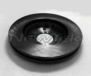 Disc Brake Rotor Front NewTek 31503 fits 08-12 Mitsubishi Galant