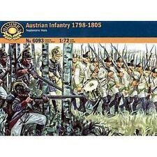 Austrian Infantry 1798-1805 Plastic Kit 1:72 Model 6093 ITALERI
