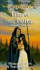 Time of the Twins ~ Weis and Hickman ~ Dragonlance: Legends ~ PB ~ Very Good