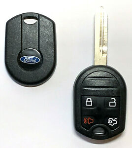 New Ford 4 Button New Style Remote Head Key Shell USA Seller Best Quality  A++
