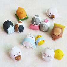 "Molang 2"" Mini Figure Ver.3 (12) Packs Completed Box Collectible Toy Cute Rabbit"