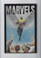 Marvels Book Two | Acetate Cover | Near Mint- (9.2) | Alex Ross Cover