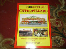 Greens for Caterpillars Part Two by Tommy Green