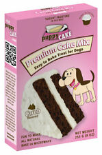 Puppy Cake Carob Cake Mix and Frosting For Dogs nutritional snack 9oz