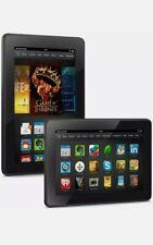 Amazon Kindle Fire HDX 7 16GB Wi-Fi 7in Tablet - Black   3rd Gen