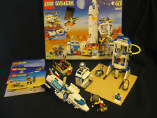 Lego #6456 Lego System Mission Control! 100% Complete