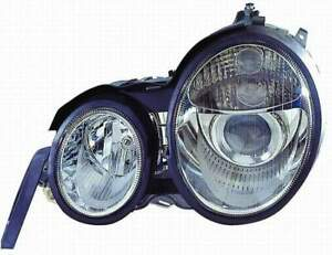 Headlight Assembly Fits Mercedes-Benz E320 340-1117PXAS MB2505102 Depo