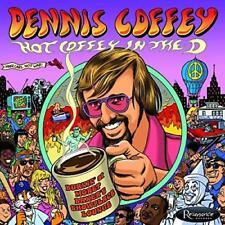 Dennis Coffey - Hot Coffey In The D: Burnin' At Morey Baker's Showplace (NEW CD)
