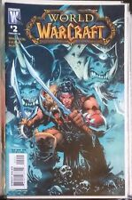 World of Warcraft #2 A 1st Print Lee Simonson DC Wildstorm Comic Book VF+ 1a bc