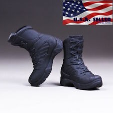 "1/6 Tactical Combat Boots Shoes For 12"" PHICEN Hot Toys Female Figure ❶USA❶"