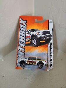 Matchbox Ford F-150 SVT Raptor V33