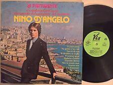 LP - NINO D'ANGELO - 'A PARTURENTE - VIS RADIO LP IM 730 EX-/GD-