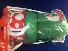 Super Mario Home & Party Goods Room slippers Piranha Plant & Pipe Free Shipping