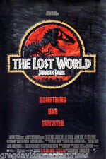 Jurassic Park 27x40 Lost World DS One Sheet Movie Poster 1996