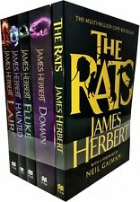 James Herbert Audiobook Collection (19 books) Unabridged MP3 DVD