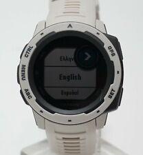 Garmin Instinct Outdoor Smartwatch Tundra (Beige)