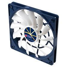 Fan Titan 120x120x15mm TFD-12015H12ZP/KE(RB) Ultra Silent Fan with PWM
