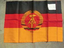 DDR-Fahne, mit Zertifikat, NEU 40 x 60 cm, Original