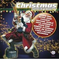 CHRISTMAS ROCKPARTY 2 CD MIT ASHLEY TISDALE UVM. NEU