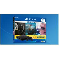 Sony Playstation 4 PS4 Hits Bundle 500gb Brand New