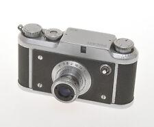 Ducati Simplex with 35/3.5 Etar italian miniature Leica copy half frame exc++