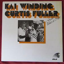 KAI WINDING CURTIS FULLER LP ORIG FR  GIANT BONES AT NICE