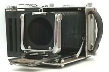 【EXC+5】 Linhof Super Technika IV 4x5 w/ Focus Cam 150mm 3 Cut Film Holders JAPAN