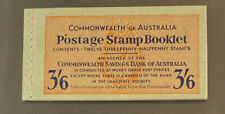 Australia Sb30a Beautiful Mint Never Hinged Booklet ut 944