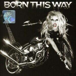 Lady Gaga - Born This Way (Int'l Version) [New CD] Germany - Import