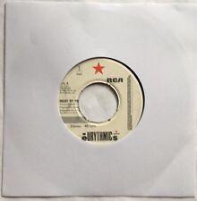 "Eurythmics - Right By Your Side  - RCA Records 7""  Single DA 4 Nr EX/EX"
