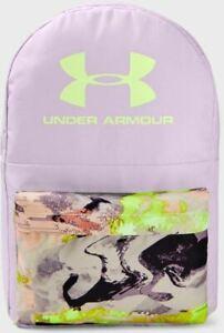 Under Armour Unisex's UA Loudon 21 L Pink/Multicolor Backpack 1342654-570