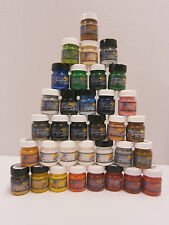 Polyvine Acylic Enamel Paint 20ml - Pack of 6 - Ideal For Many Hobbies