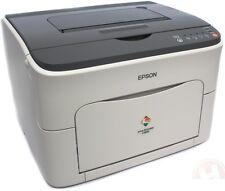 Epson AcuLaser C1600 A4 USB Colour Laser Printer 1600 C11CB04001BU JM
